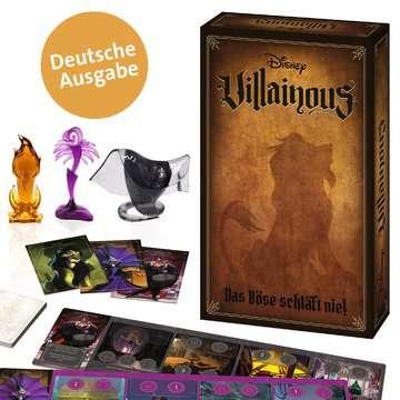 26891 Erwachsenenspiele Disney Villainous von Ravensburger 4