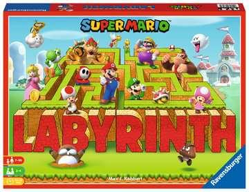 Super Mario™ Labyrinth Spill;Familiespill - bilde 1 - Ravensburger
