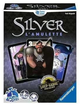 Silver - L Amulette Jeux de société;Jeux famille - Image 1 - Ravensburger