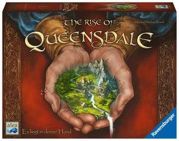 The Rise of Queensdale Spiele;Erwachsenenspiele - Bild 1 - Ravensburger
