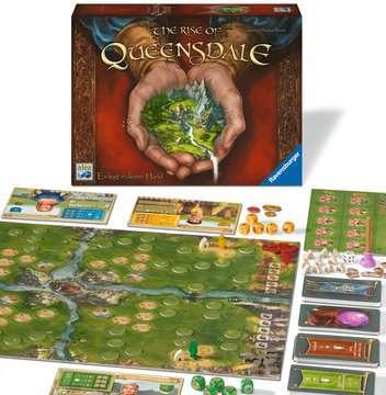 The Rise of Queensdale Spiele;Erwachsenenspiele - Bild 3 - Ravensburger