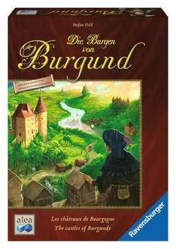 Die Burgen von Burgund Spiele;Erwachsenenspiele - Bild 1 - Ravensburger