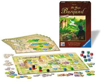 Die Burgen von Burgund Spiele;Erwachsenenspiele - Bild 3 - Ravensburger