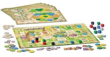 Die Burgen von Burgund Spiele;Erwachsenenspiele - Bild 4 - Ravensburger