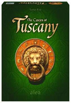 The Castles of Tuscany Games;Strategy Games - image 1 - Ravensburger