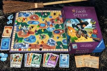 Broom Service Spiele;Familienspiele - Bild 2 - Ravensburger