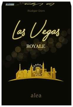 Las Vegas Royale Spiele;Familienspiele - Bild 1 - Ravensburger