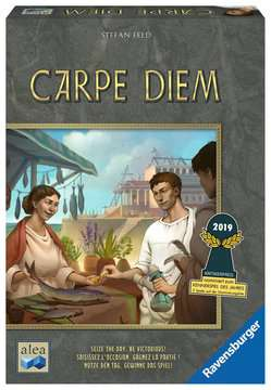 Carpe Diem Games;Strategy Games - image 1 - Ravensburger