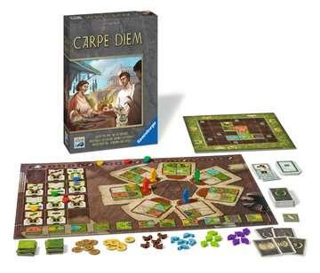 Carpe Diem Games;Strategy Games - image 2 - Ravensburger