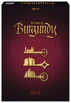 Ravensburger --- Castles of Burgundy - for Adults & for Kids Age 12 and Up Spil;Familiespil - Billede 1 - Ravensburger