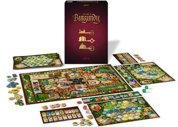 Ravensburger --- Castles of Burgundy - for Adults & for Kids Age 12 and Up Spil;Familiespil - Billede 2 - Ravensburger