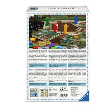 Ravensburger 26926 Carpe Diem, Versione Italiana, Strategy Game, 2-4 Giocatori, Età Consigliata 10+ Giochi;Giochi di società - immagine 2 - Ravensburger