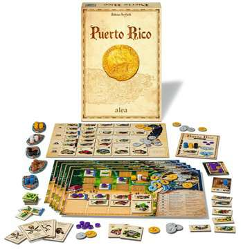 26927 Erwachsenenspiele Puerto Rico von Ravensburger 4