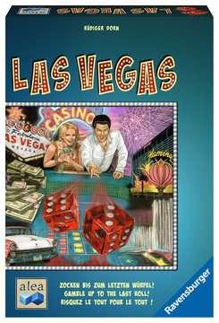 Las Vegas Spiele;Familienspiele - Bild 1 - Ravensburger