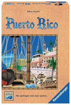 Puerto Rico Spellen;Volwassenspellen - image 1 - Ravensburger