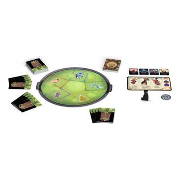 Disney Hocus Pocus: The Game Games;Strategy Games - image 3 - Ravensburger