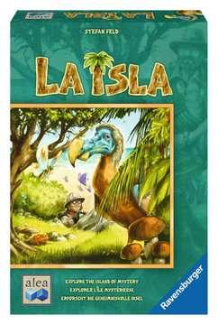 La Isla Games;Strategy Games - image 1 - Ravensburger