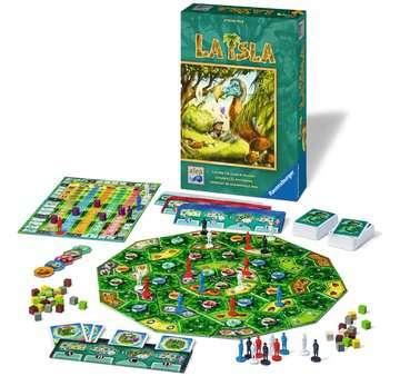La Isla Games;Strategy Games - image 3 - Ravensburger