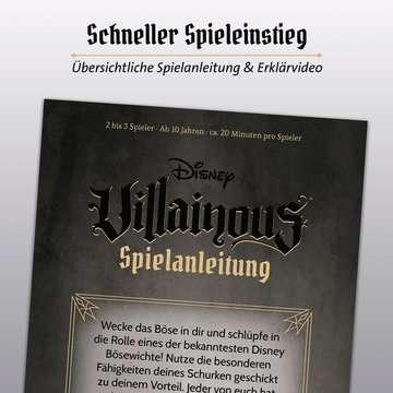 26958 Erwachsenenspiele Disney Villainous von Ravensburger 11