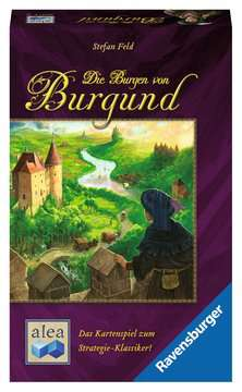 Die Burgen von Burgund – Das Kartenspiel Spiele;Kartenspiele - Bild 1 - Ravensburger