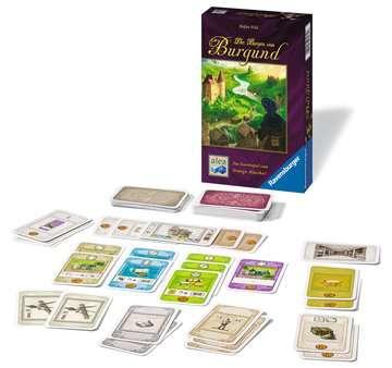 Die Burgen von Burgund – Das Kartenspiel Spiele;Kartenspiele - Bild 2 - Ravensburger