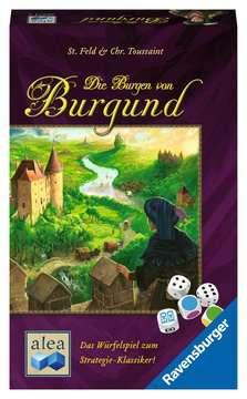 26974 Familienspiele Die Burgen von Burgund – Das Würfelspiel von Ravensburger 1
