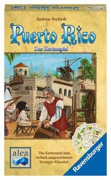 Puerto Rico - Das Kartenspiel Spiele;Kartenspiele - Bild 1 - Ravensburger