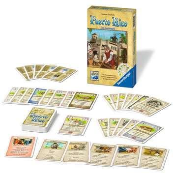 Puerto Rico - Das Kartenspiel Spiele;Kartenspiele - Bild 2 - Ravensburger