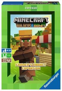Minecraft: Farmer s market - rozšíření Hry;Společenské hry - obrázek 1 - Ravensburger