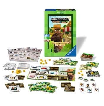 Minecraft: Farmer s market - rozšíření Hry;Společenské hry - obrázek 2 - Ravensburger