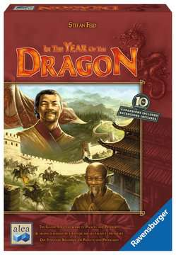 In the Year of the Dragon Games;Strategy Games - image 1 - Ravensburger