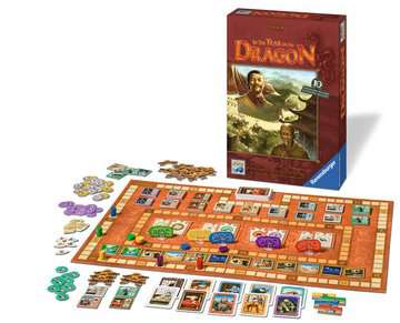 In the Year of the Dragon Games;Strategy Games - image 2 - Ravensburger