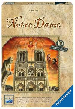 Notre Dame Games;Strategy Games - image 1 - Ravensburger