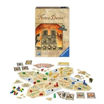 Notre Dame Spiele;Erwachsenenspiele - Bild 2 - Ravensburger