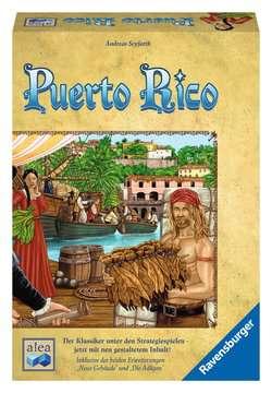 Puerto Rico Spiele;Erwachsenenspiele - Bild 1 - Ravensburger