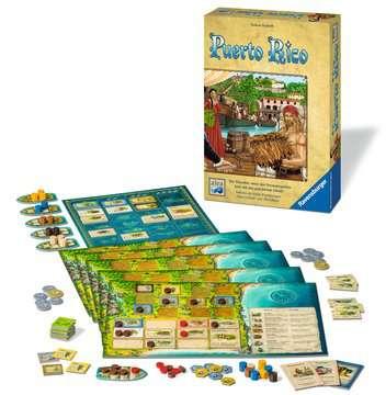 Puerto Rico Spiele;Erwachsenenspiele - Bild 3 - Ravensburger