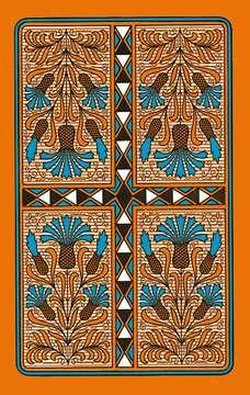 27012 Kartenspiele Skat, Deutsches Bild, 32 Karten in Klarsicht-Box von Ravensburger 3