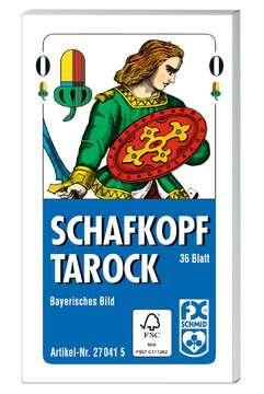 27041 Kartenspiele Schafkopf/Tarock von Ravensburger 1