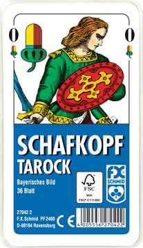 Schafkopf/Tarock Spiele;Kartenspiele - Bild 1 - Ravensburger