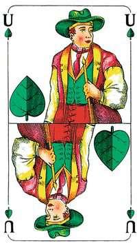 27062 Kartenspiele Gaigel/Binockel von Ravensburger 3