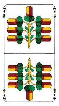 27062 Kartenspiele Gaigel/Binockel in Klarsicht-Box von Ravensburger 4