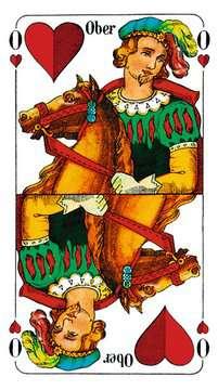 27062 Kartenspiele Gaigel/Binockel in Klarsicht-Box von Ravensburger 5