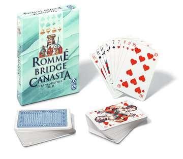 27072 Kartenspiele Rommé, Canasta, Bridge von Ravensburger 2