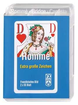 27074 Kartenspiele Rommé, Bridge, Canasta von Ravensburger 1