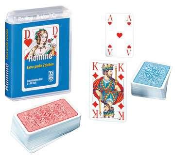 27074 Kartenspiele Rommé, Bridge, Canasta von Ravensburger 2