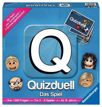 Quizduell - Das Spiel Spiele;Erwachsenenspiele - Bild 1 - Ravensburger