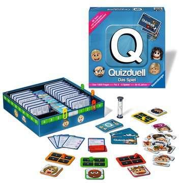 Quizduell - Das Spiel Spiele;Erwachsenenspiele - Bild 2 - Ravensburger