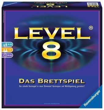 Level 8 - Das Brettspiel Spiele;Familienspiele - Bild 1 - Ravensburger