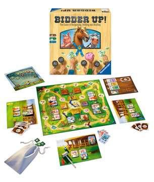 BIDDER UP! Games;Family Games - image 2 - Ravensburger