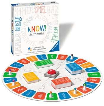 kNOW! Spiele;Erwachsenenspiele - Bild 2 - Ravensburger